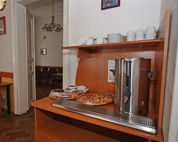 Unterbrinungsbeispiel Prag Hotel City Centre***- Frühstück