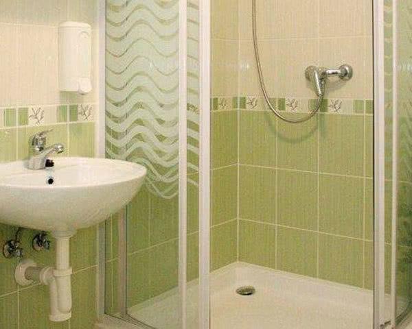 Klassenfahrt Hotel Rubicon***- Badezimmer