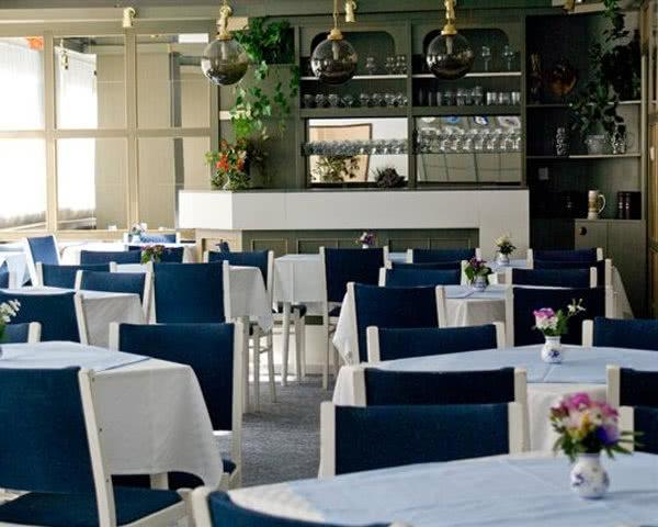 Unterbrinungsbeispiel Prag - Speisesaal