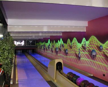 Abifahrt 3-Sterne-Hotel in Mikulov- Bowlingbahn Mikulov