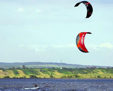 Schulfahrt Ferienpark am See***- Kitesurfen