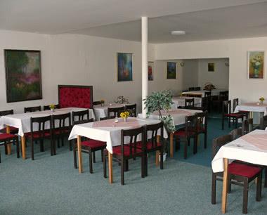Schulreise Pension Mikulov**- Restaurant