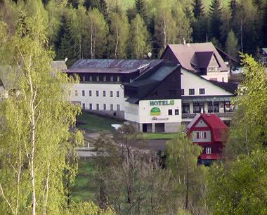 Schulfahrt Hotel Korinek- Außenansicht