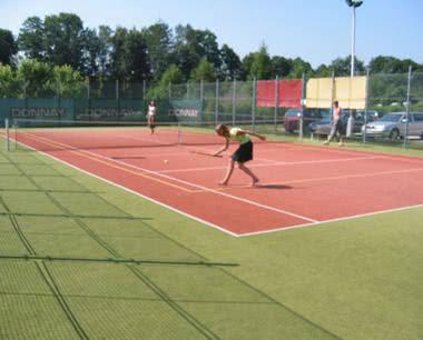 Klassefahrten Tschechien: Sportmöglichkeiten der Unterkunft