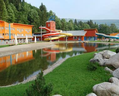 Klassenfahrt Tschechien: Aquapark***
