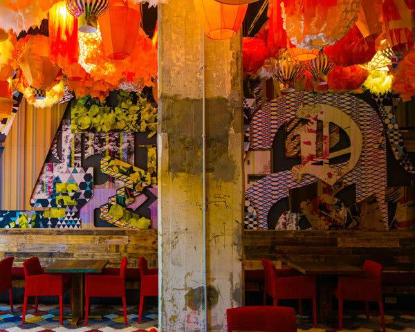Klassenreise Generator Hostel Barcelona: Restaurant