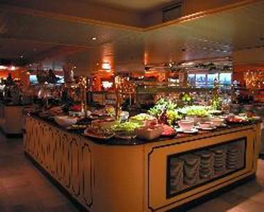 Kursreise Hotel San Marc- Buffet