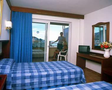 Studienreise Katalonien Hotel San Marc: Zimmerbeispiel