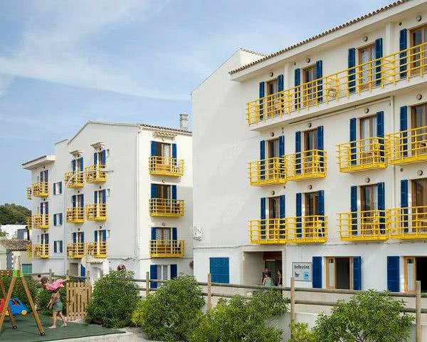 Abireise Mallorca Hotel Bellavista- Außenansicht
