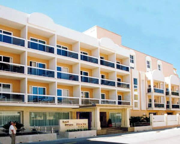 Abifahrt Mallorca Hotel Dunas Blancas: Außenansicht