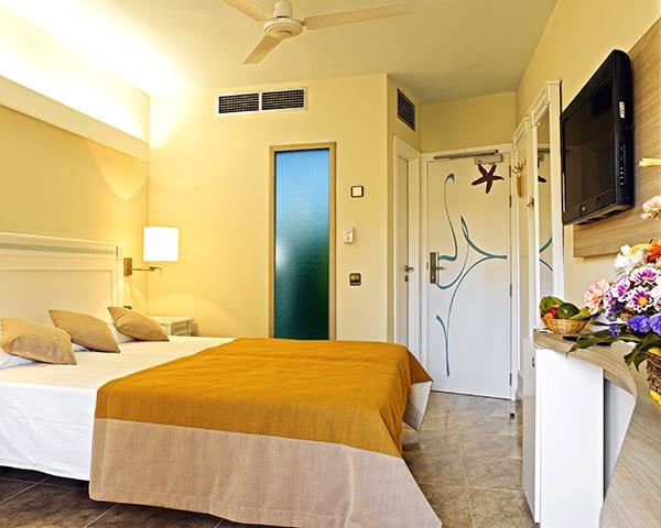 Abschlussfahrt Hotel Santa Ponca- Zimmerbeispiel