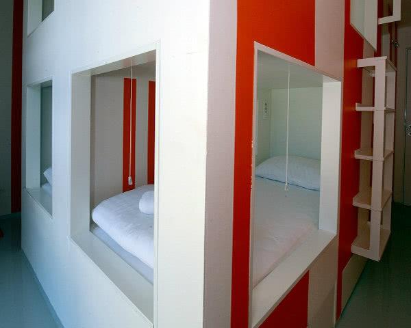 Schülerfahrt Hostel Zadar- Unterbringungsbeipsiel Mehrbettzimmer