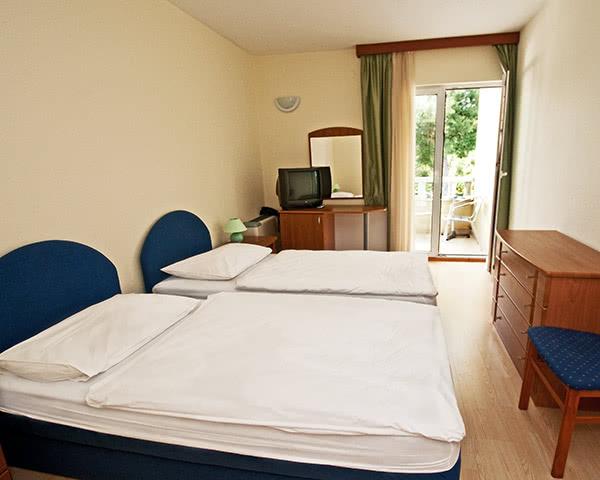 Jugendfahrten Hotel Sveti Kriz***- Zimmerbeispiel