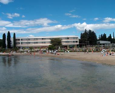 Abireise Jugendpark Zadar- Außenansicht