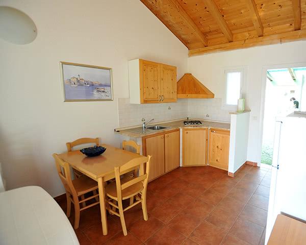 Abschlussreisen Ferienanlage Bi Village: Küche