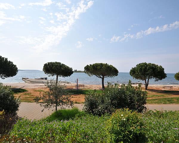 Abschlussreise Ferienanlage Villas Rubin: Meer