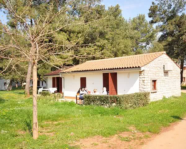 Klassenreise Ferienanlage Villas Rubin: Unterkunft