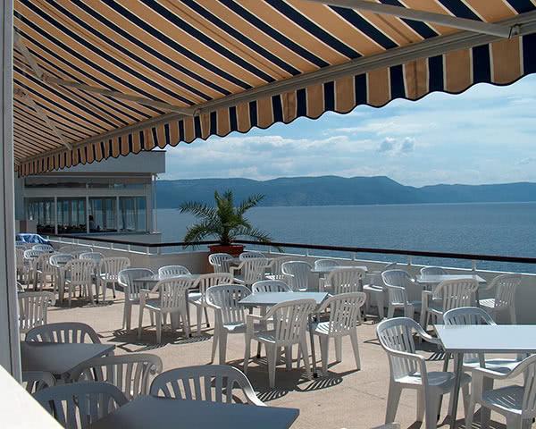 Abschlussfahrt Girandella: Panoramarestaurant