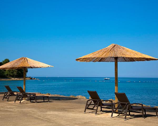 Abschlussreisen Ferienanlage Kamp Mareda: Strand