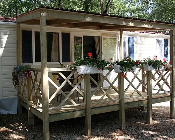 Kursfahrten Ferienanlage Kamp Mareda- Unterkunft