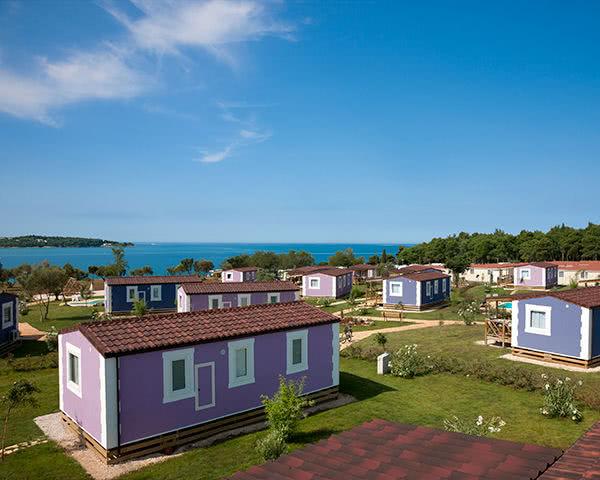 Schülerreise Ferienanlage Kamp Sirena: Anlage