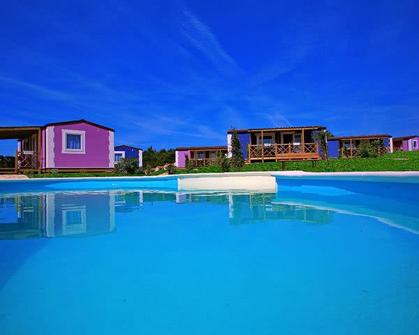 Jugendreise Ferienanlage Kamp Sirena: Pool