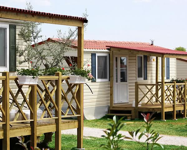 Abifahrt Ferienanlage Kamp Sirena- Unterkunft