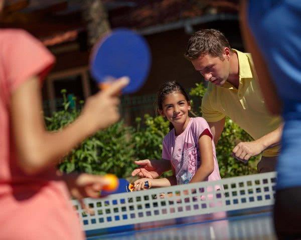 Abschlussreisen Komfort-Ferienanlage Sol Stella***: Tischtennis