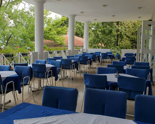 Klassenreise Guesthouse Delfin***: Restaurant