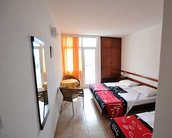 Abschlussfahrt Ferienanlage Adriatic: Zimmerbeispiel