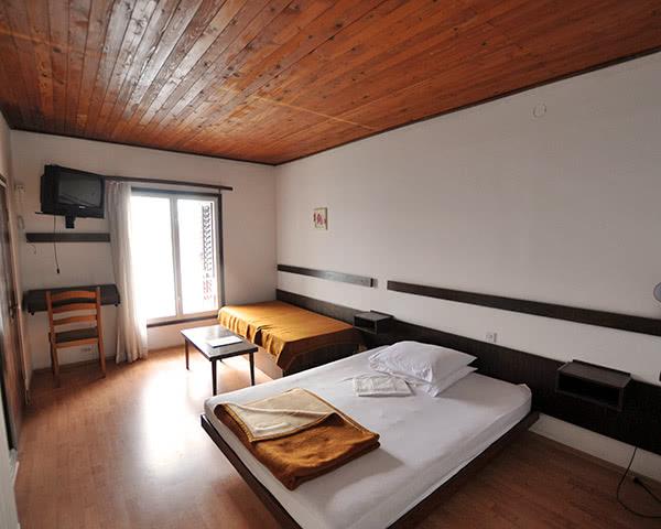 Klassenreise Hotel Uvala Scott: Zimmerbeispiel