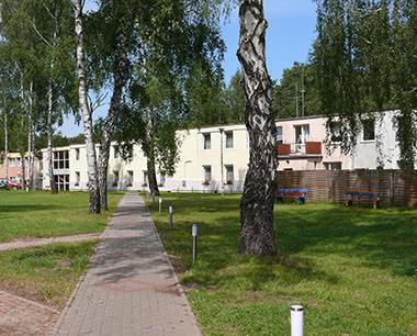 Abschlussfahrt Ferienanlage Fala- Haupthaus