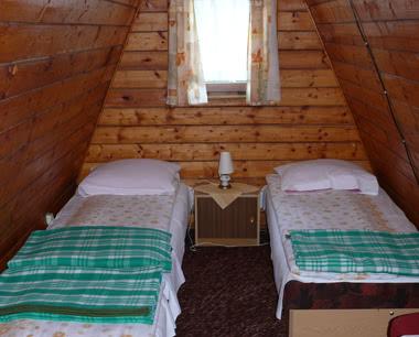 Studienreise Ferienzentrum Lech- Zimmerbeispiel