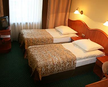 Abifahrt Hotel Krakus***- Zimmerbeispiel