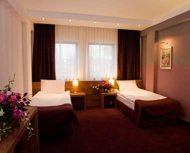 Abireise Krakau Hotel Swing****: Unterbringungsbeispiel