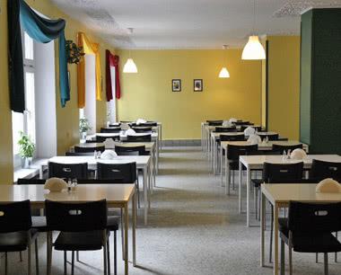 Kursreise Hotel Zaczek- Restaurantbeispiel