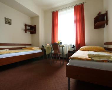 Studienreise Krakau Hotel Zaczek: Zimmer
