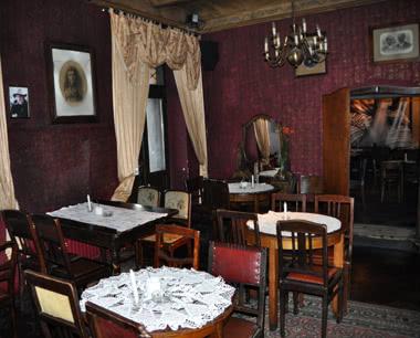 Abireise Krakau Jüdisches Viertel- Restaurant