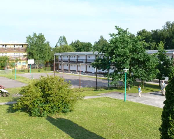 Gruppenfahrt Ferienanlage Slowinska Perla- Anlage