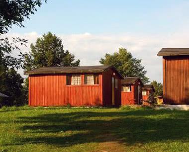 Klassenreisen Segel- und Erholungszentrum Ryn: Ferienhäuser