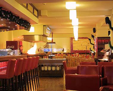 Jugendreise Hit Hotel: Restaurant