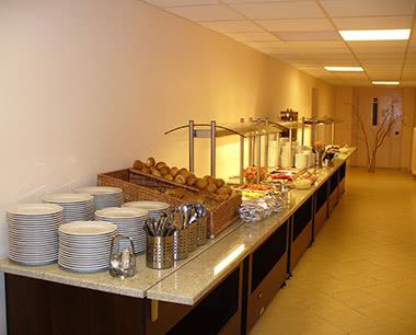 Studienreise Hotel Aramis: Buffet