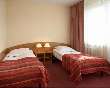 Abschlussfahrten Hotel Aramis- Zimmerbeispiel