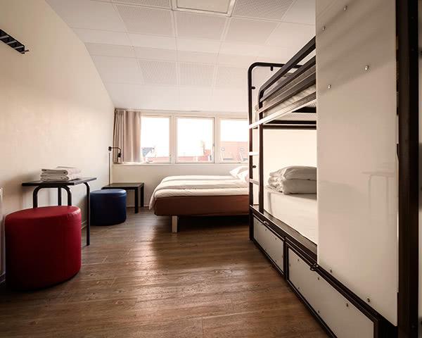 Jugendreisen Generator Hostel Kopenhagen: Zimmerbeispiel