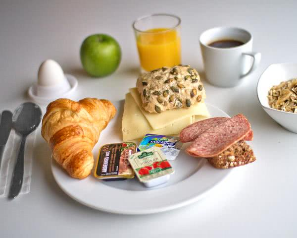 Jugendreise GO Hotel: Frühstück