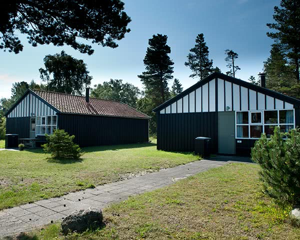 Studienfahrten Ferienpark Falster- Unterkunft