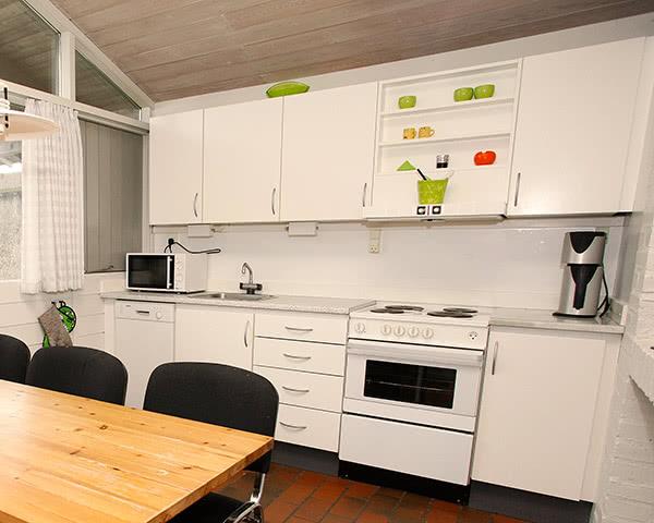 Schülerreise Feriencenter Nordjütland: Küche