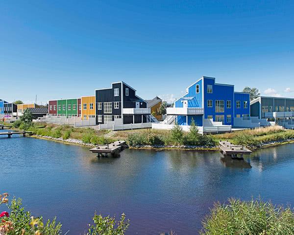 Schulreisen Ferienpark Ebeltoft: Unterkunft