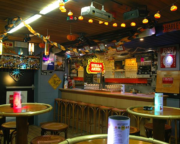 Jugendherberge Bruegel - Bar