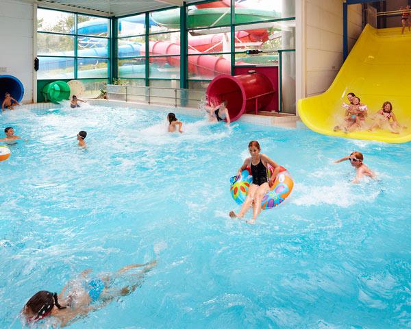 Studienfahrten Ferienpark Molenheide- Rutschen